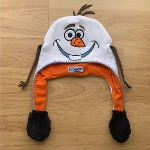 Disney's Olaf Flipeez Beanie